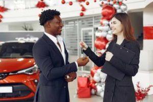 מכירת מכונית